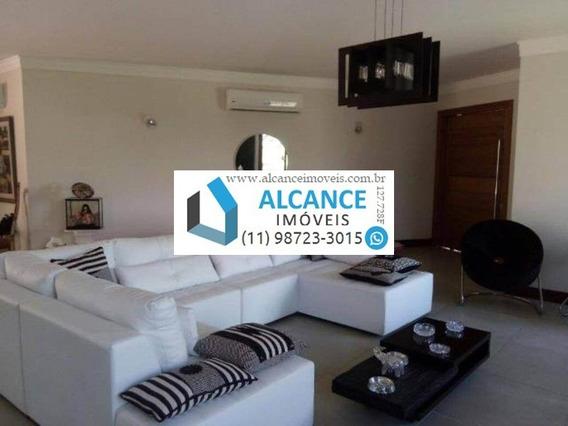 Casa Com 740 M², 7 Quartos, 3 Suítes E 6 Vagas, À Venda No Condomínio Fazenda Palmeiras Imperiais, Em São Paulo - Ca00044 - 68130961