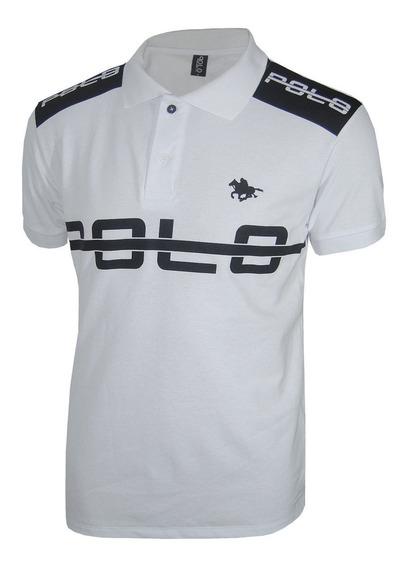 Camisa Masculina Gola Polo Rg518