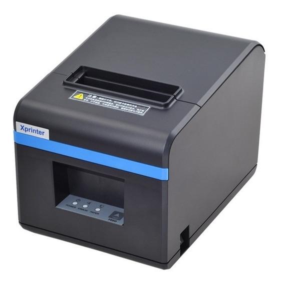 Impressora Térmica De Cupom Altercom 80mm Com Guilhotina