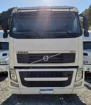 Volvo Fh 460 - 2013 - 6x4 - Manual - Bug Pesado - Teto Baixo