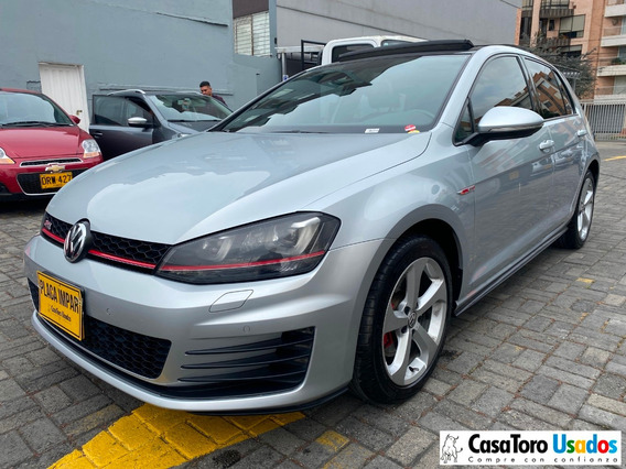 Volkswagen Golf Gti At 2000cc 2016