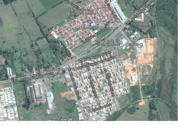 Terreno Residencial À Venda, Água Preta, Pindamonhangaba - Te0728