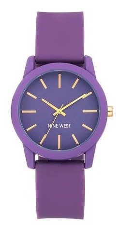 Reloj Mujer Nine West Nw2140byby Nw2140prpr