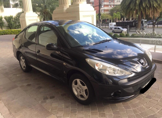 Peugeot 207 Passion 1.4 Xr Flex 4p 2009