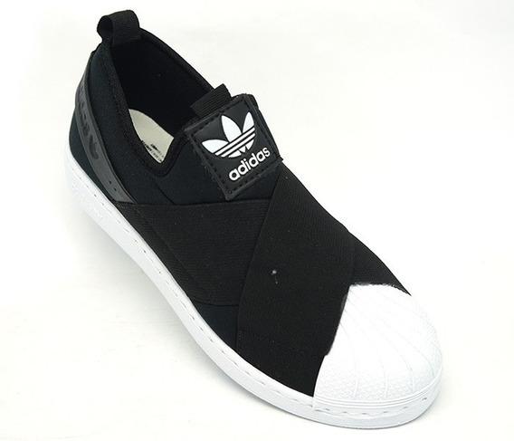 Tênis adidas Superstar Slip-on Preto