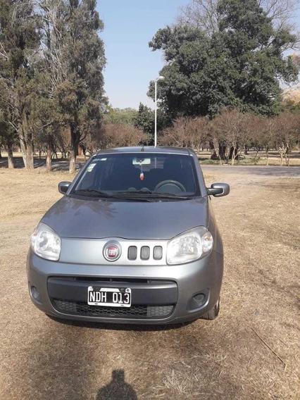 Fiat Uno 1.4 Attractive Pack Seg. 2013