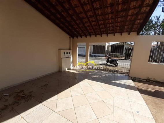 Casa Com 2 Dormitórios Para Alugar, 70 M² Por R$ 800,00/mês - Vila Mollon Iv - Santa Bárbara D