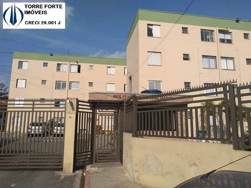 Imagem 1 de 11 de Um Lindo Apartamento Com 2 Dormitórios 1 Vaga No Jd Alvorada - 1777