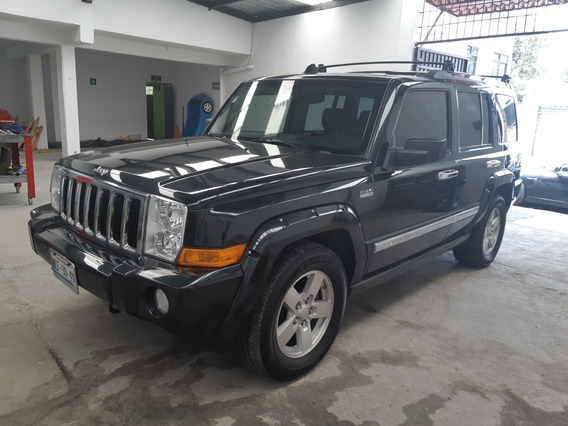 Jeep Commander Limited Premium 2006 Blindaje Nivel 3