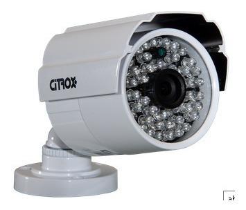 6 Câmeras Ahd Citrox Alta Resolução Nacional Aquicompras