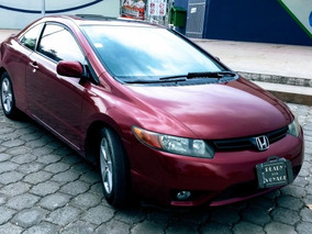 Honda Civic D Ex Coupe At 2006