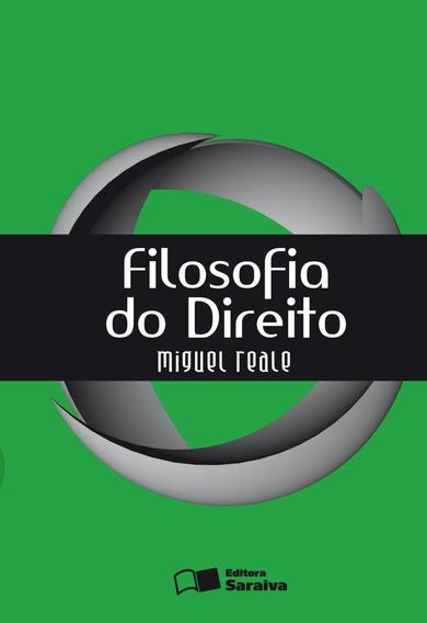 Filosofia Do Direito - 20ª Ed. 2002