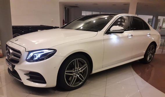 Mercedes Benz E 400 Amg Line 4 Puertas Motor 3.0 Turbo 333cv