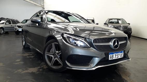 Mercedes Benz Clase C 3.0 C400 Coupe Amg Line 333cv Como 0km