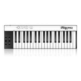 Irig Keys Pro Ik Teclado Controlador Midi Ios Android Mac Pc