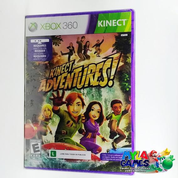 Kinect Adventures! Xbox360 Mídia Fisica Original