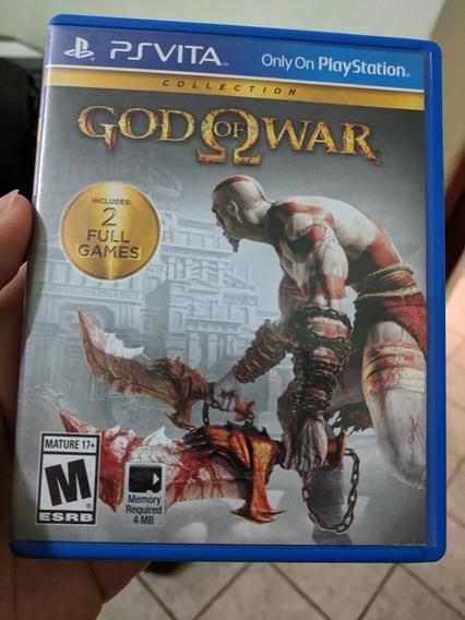 Jogos Ps Vita God Of War Collection Psvita