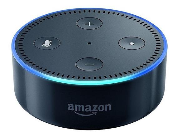 Echo Dot Amazon Alexa Smart Home Pronta Entrega