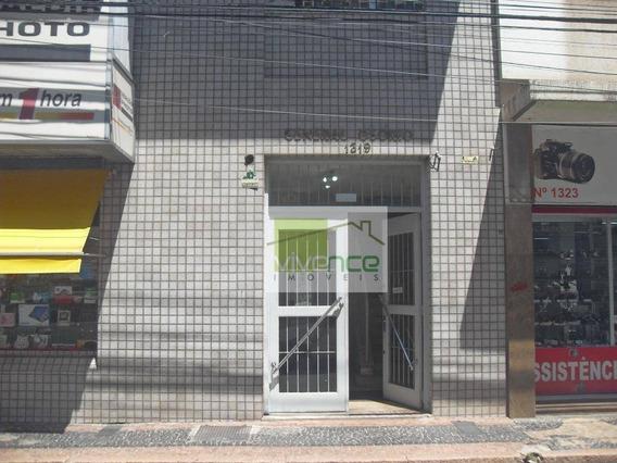 Sala À Venda, 53 M² Por R$ 130.000,00 - Centro - Campinas/sp - Sa0054