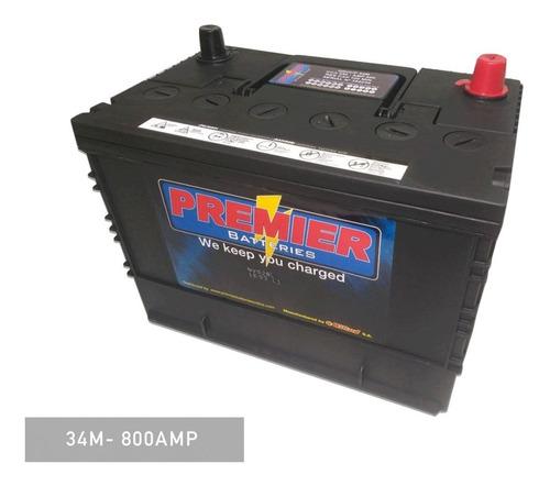 Bateria Acumulador 34m 800amp Premier (+ Izquierdo)