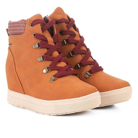 f0e7196ded Tênis Dakota Sneakers Cano Médio Feminino