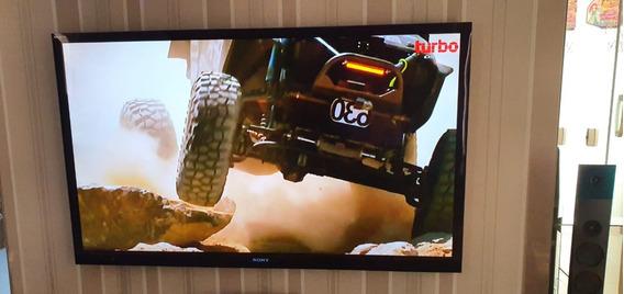 Tv Sony Bravia Kdl-60nx725 + Home Sony 5.1 Blu-ray Bdv-n9100