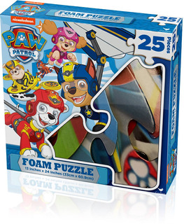 Paw Patrol Rompecabezas 25 Piezas - Boing Toys - 6028790