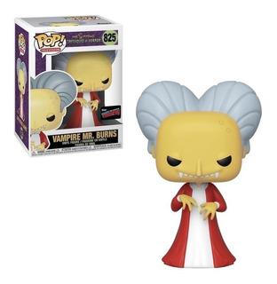 Funko Pop Vampire Mr. Burns 825 The Simpsons Limited Edition