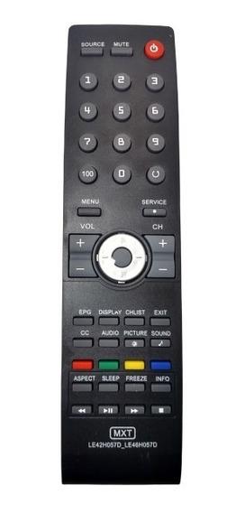 Controle Remoto Aoc Tv Lcd Le42 Le46 Lc32 Lc42 D42 D32 40675