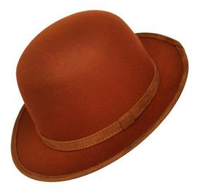 Sombrero Elegante Tipo Bombin Unisex De Vestir Formal