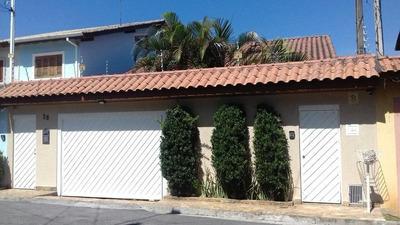 Casa Residencial À Venda, Jardim Sabiá, Cotia. - Ca3354