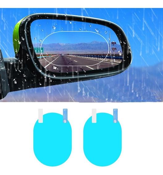 Pelicula Anti-embaçante E Reflexo Retrovisor Carro E Moto !