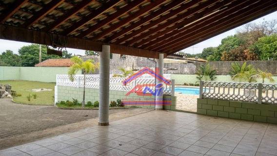 Linda Chácara, 1250 M² - Chácara Recreio Alvorada - Hortolândia/sp - Ch0004