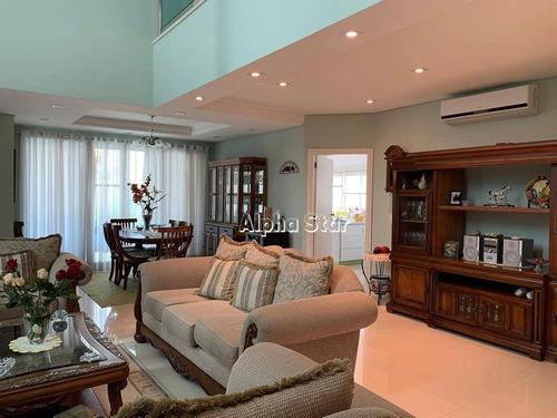 Imagem 1 de 21 de Casa Com 4 Dormitórios À Venda, 400 M² Por R$ 2.500.000,00 - Alphaville 11 - Santana De Parnaíba/sp - Ca3507