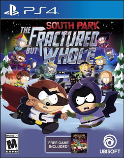 South Park The Fractured But Whole Playstation 4 Usado