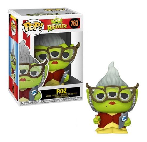 Funko Pop Disney Pixar Remix Aliens Roz #763