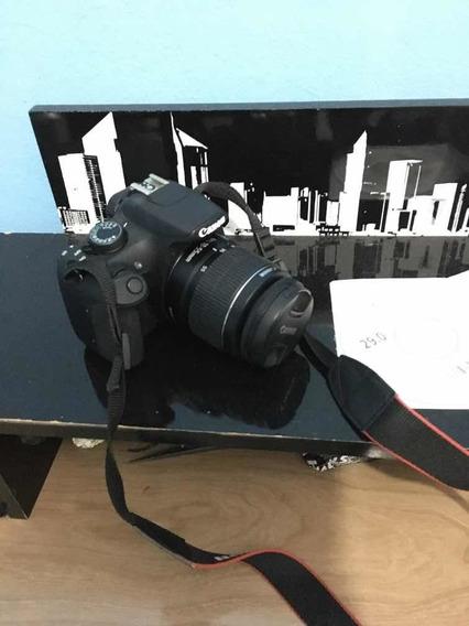 Câmera Canon T5 Com Lente 18-55mm