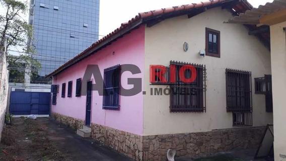 Casa De Rua-locação-taquara-rio De Janeiro - Frca50002