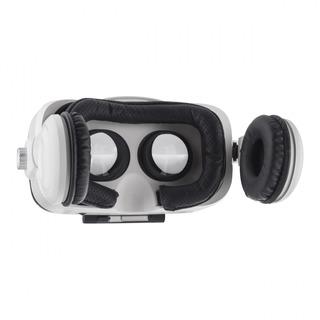 Lentes De Realidad Virtual Con Audífonos, Para Smartphone