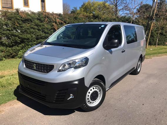 Peugeot Expert 1.6 Hdi Confort 2020 6 Plazas Pfaffen Autos L
