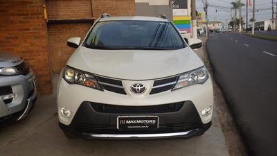 Rav4 - 2014 / 2014 2.0 4x4 16v Gasolina 4p Automático