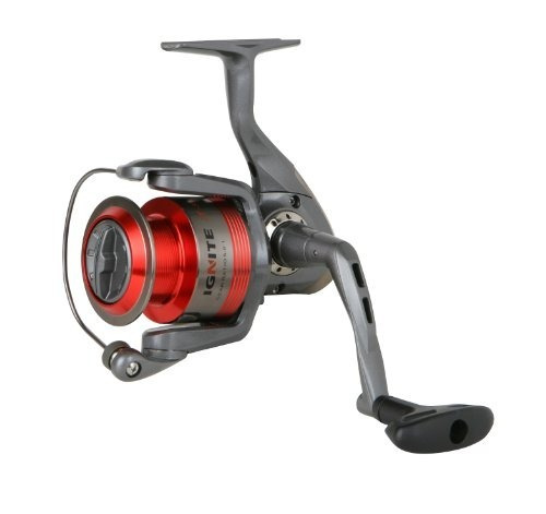 Okuma Fishing Tackle It-55a Ignite Carrete De Giro Ligero