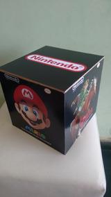 Nintendo Caixa Organizadora Games Pikachu, Mario, Zelda