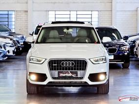 Audi Q3 2.0 Tfsi 170hp 4x4 Teto 57 Mil Km Único Dono