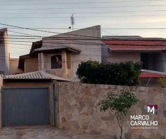 Casa À Venda, 300 M² Por R$ 700.000,00 - Cascata - Marília/sp - Ca0232