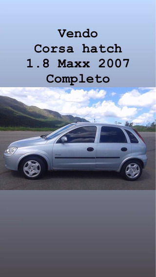 Chevrolet Corsa 1.8 Maxx Flex Power 5p 2007
