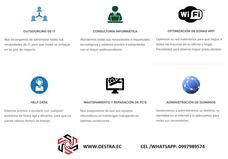 Consultoría Informática Y Serivicio Tecnico Pc Mac Laptops