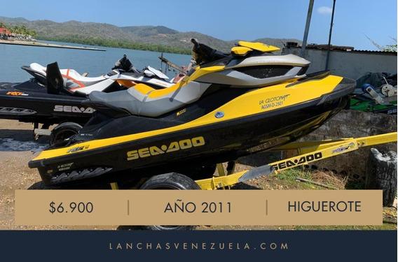 Moto Sea Doo Rxt Lv674