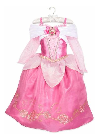 Vestido Princesa Aurora Original De Disney Store