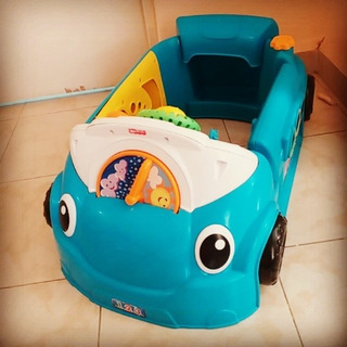 Carro Fisher Price Con Sonido